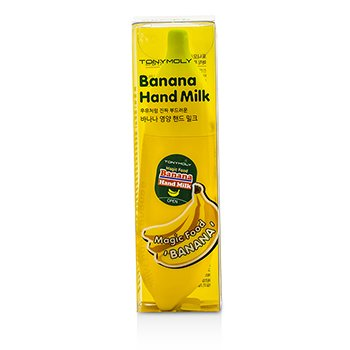 TonyMoly Magic Food Banana Молочко для Рук 45ml/1.52oz