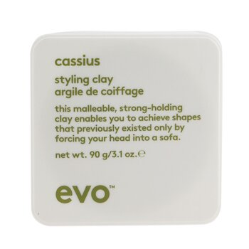 Cassius Styling Clay (90g/3.1oz)