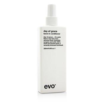 Evo Day Of Grace Несмываемый Кондиционер (для Всех Типов Волос, Особенно для Тонких Волос) 200ml/6.8oz