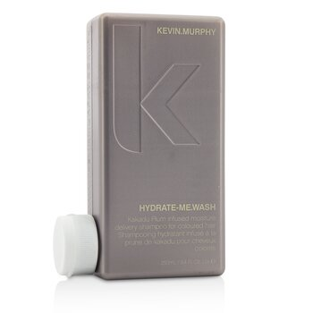 Hydrate-Me.Wash (Kakadu Plum Infused Moisture Delivery Shampoo - For Coloured Hair) (250ml/8.4oz)