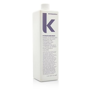 Hydrate-Me.Wash (Kakadu Plum Infused Moisture Delivery Shampoo - For Coloured Hair) (1000ml/33.6oz)