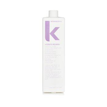 Kevin.Murphy Hydrate-Me.Wash (Увлажняющий Шампунь с Экстрактом Сливы - для Окрашенных Волос) 1000ml/33.6oz