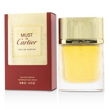Cartier Must De Cartier Gold EDP Spray 50ml/1.6oz women