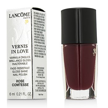 Lancome Vernis In Love Лак для Ногтей - # 246N Rose Comtesse 6ml/0.21oz