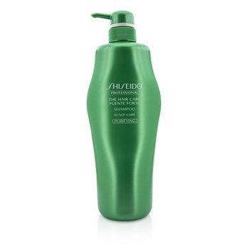 Shiseido The Hair Care Fuente Forte Очищающий Шампунь (для Кожи Головы) 1000ml/33.8oz