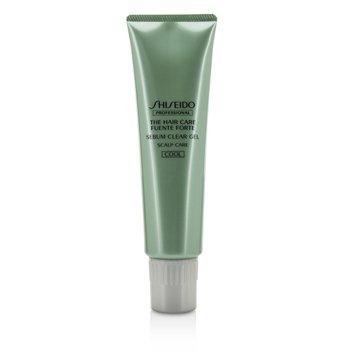 Shiseido The Hair Care Fuente Forte Очищающий Гель - # Охлаждающий (для Кожи Головы) 150g/5oz