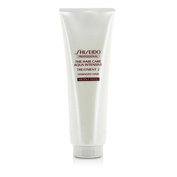 Shiseido The Hair Care Aqua Intensive Ухаживающее Средство 2 - # Moist Feel (для Поврежденных Волос) 250g/8.5oz