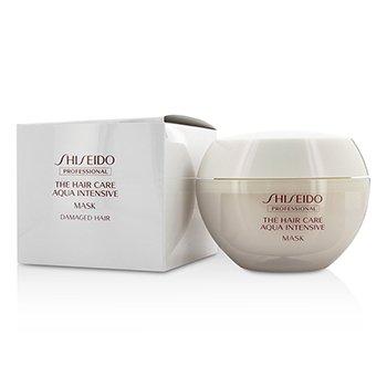 Shiseido The Hair Care Aqua Intensive Маска (для Поврежденных Волос) 200g/6.7oz