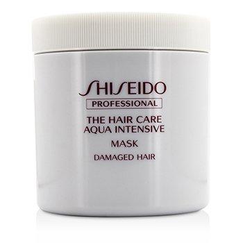 Shiseido The Hair Care Aqua Intensive Маска (для Поврежденных Волос) 680g/23oz