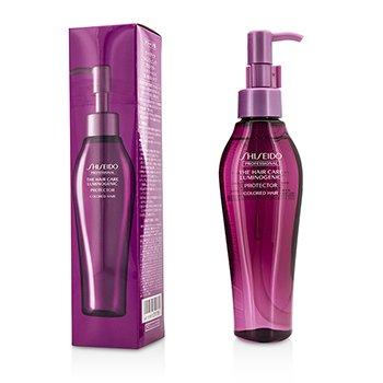 Shiseido The Hair Care Luminogenic Защитное Средство (для Окрашенных Волос) 120ml/4oz