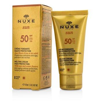 Nuxe Sun Melting Cream High Protection For Face SPF 50 (50ml/1.5oz)
