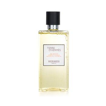 Terre D'Hermes Hair & Body Shower Gel (200ml/6.5oz)