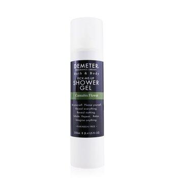 Cannabis Flower Shower Gel (250ml/8.4oz)