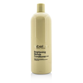 Brightening Blonde Conditioner (Infuses Moisture and Nurtures, Brightens Colour For Glistening Blonde Tones) (1000ml/33.8oz)
