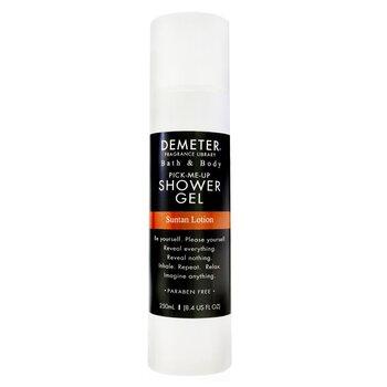 Suntan Lotion Shower Gel (250ml/8.4oz)