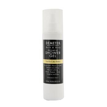 Vanilla Cake Batter Shower Gel (250ml/8.4oz)