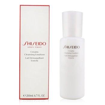 Shiseido Кремовая Очищающая Эмульсия 200ml/6.7oz