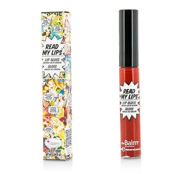 TheBalm Read My Lips (Блеск для Губ с Женьшенем) - #Wow! 6ml/0.219oz