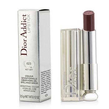 Dior Addict Hydra Gel Core Mirror Shine Lipstick - #623 Not Shy (3.5g/0.12oz)