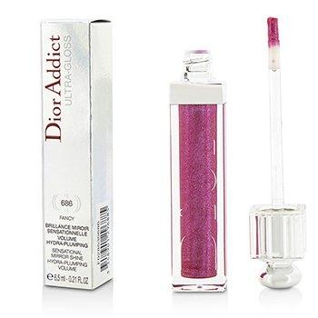 Dior Addict Ultra Gloss (Sensational Mirror Shine) - No. 686 Fancy (6.5ml/0.21oz)