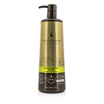 Macadamia Natural Oil Professional Насыщенный Увлажняющий Кондиционер 1000ml/33.8oz