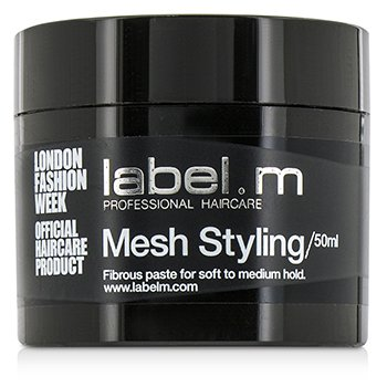 Mesh Styling (Fibrous Paste For Soft to Medium Hold) (50ml/1.7oz)