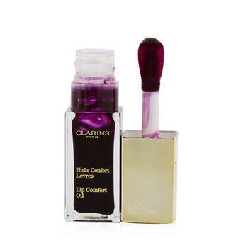 Lip Comfort Oil - # 08 Blackberry (7ml/0.1oz)