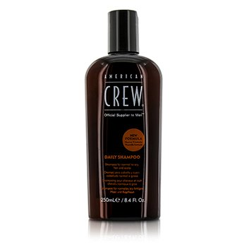 Men Daily Shampoo (For Normal to Oily Hair and Scalp) (250ml/8.4oz)