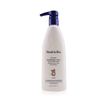 Newborn 2-in-1 Hair & Body Wash (473ml/16oz)