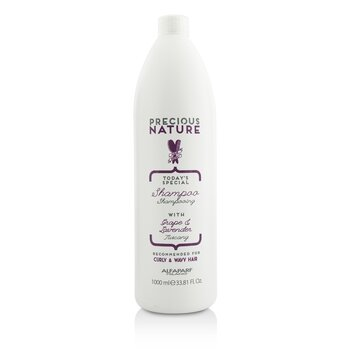 Precious Nature Today's Special Shampoo (For Curly & Wavy Hair) (1000ml/33.81oz)