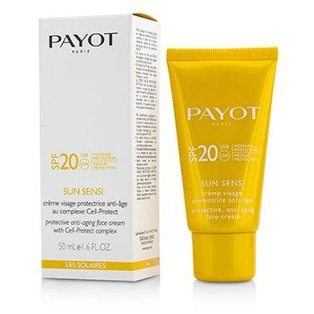 Payot Les Solaires Sun Sensi Защитный Антивозрастной Крем для Лица SPF 20 50ml/1.6oz