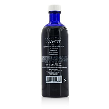 Huile Menthe Bergamote Modelling Oil - Salon Product (200ml/6.7oz)
