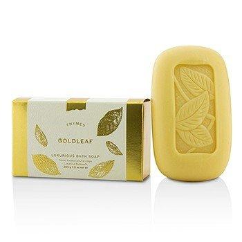 Thymes 香百里 金葉奢華沐浴皂 200g/7oz - 肥皂/香皂