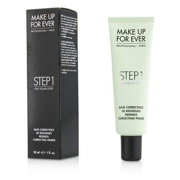 Make Up For Ever Step 1 Skin Equalizer - #5 Корректирующий Праймер против Покраснений 30ml/1oz