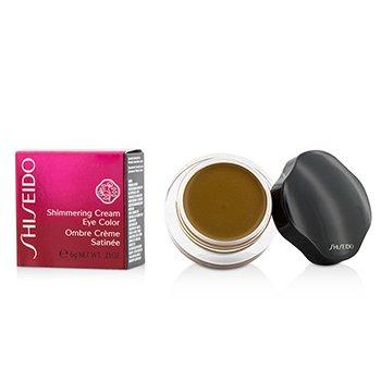 Shiseido Мерцающие Кремовые Тени для Век - # BR329 Ochre 6g/0.21oz