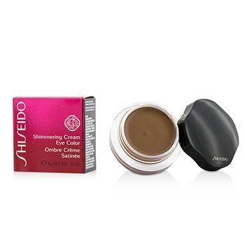 Shiseido Мерцающие Кремовые Тени для Век - # BR731 Kitsune 11919 6g/0.21oz