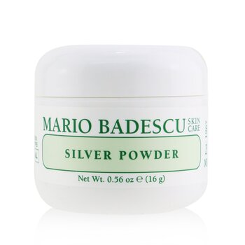 Silver Powder - For All Skin Types (16g/0.56oz)