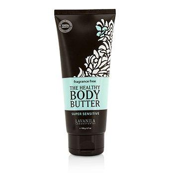 Lavanila Laboratories The Healthy Масло для Тела - Без Запаха (для Супер Чувствительной Кожи) 190g/6.7oz