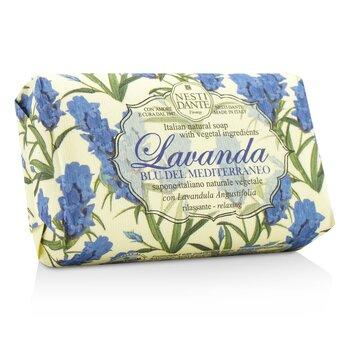Lavanda Natural Soap - Blu Del Mediterraneo - Relaxing (150g/5.29oz)