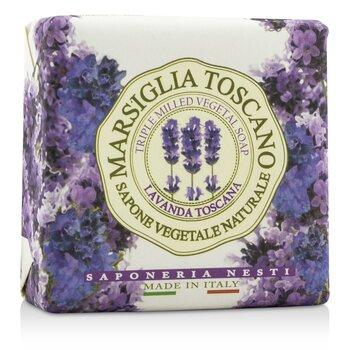 Marsiglia Toscano Triple Milled Vegetal Soap - Lavanda Toscana (200g-7oz)