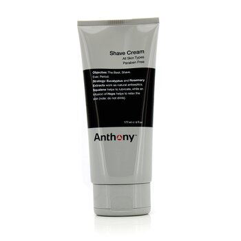 Anthony Logistics For Men Крем для Бритья 177ml/6oz