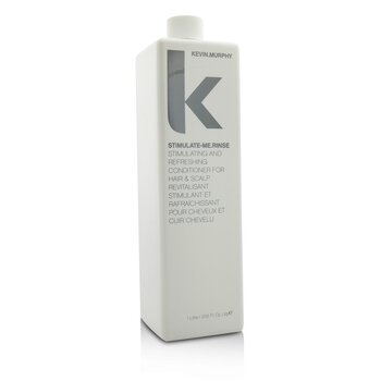 Stimulate-Me.Rinse (Stimulating and Refreshing Conditioner - For Hair & Scalp) (1000ml/33.6oz)