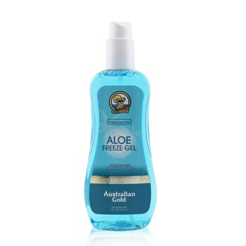 Aloe Freeze Spray Gel with Comfrey and Spearmint Extracts (237ml/8oz)