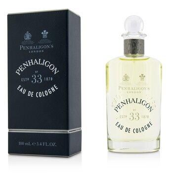 No.33 Eau De Cologne Spray (100ml/3.4oz)