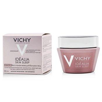 Vichy Idealia Skin Sleep Ночной Восстанавливающий Гель Бальзам 50ml/1.69oz