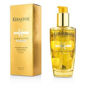 Kerastase Elixir Ultime Oleo-Complexe Многофункциональное Масло для Волос (для Всех Типов Волос) 100ml/3.4oz