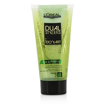 LOreal Professionnel Dual Stylers by Tecni.Art Liss  Pump-Up (Volume 2) 150ml/5oz