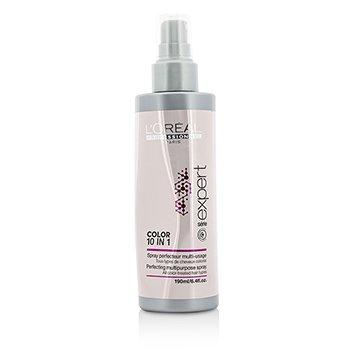 LOreal Professionnel Expert Serie - Color 10 IN 1 Совершенствующий Многофункциональный Спрей (для Всех Типов Окрашенных Волос) 190ml/6.4oz