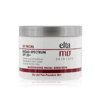UV Facial Moisturizing Facial Sunscreen SPF 30 - For Dry & Post Procedure Skin (114g/4oz)