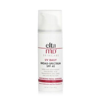 UV Daily Moisturizing Facial Sunscreen SPF 40 - For Normal, Combination & Post-Procedure Skin (48g/1.7oz)